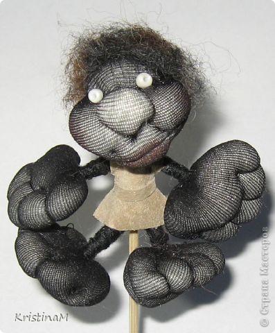 Кукла-брелок фото 8