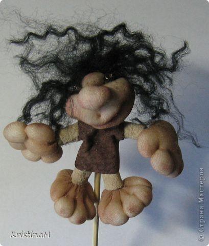 Кукла-брелок фото 9