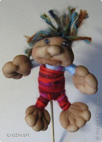 Кукла-брелок фото 10