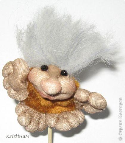 Кукла-брелок фото 11