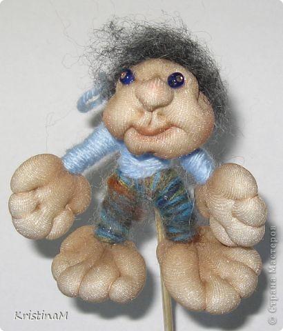 Кукла-брелок фото 12