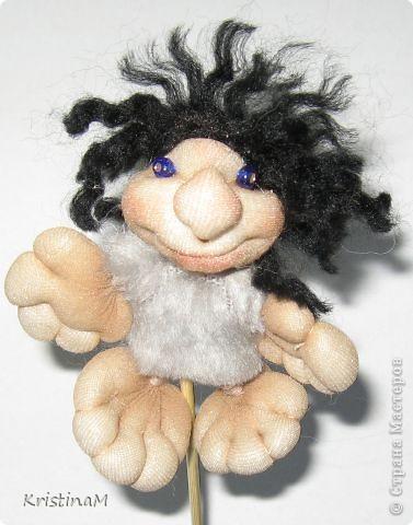 Кукла-брелок фото 13