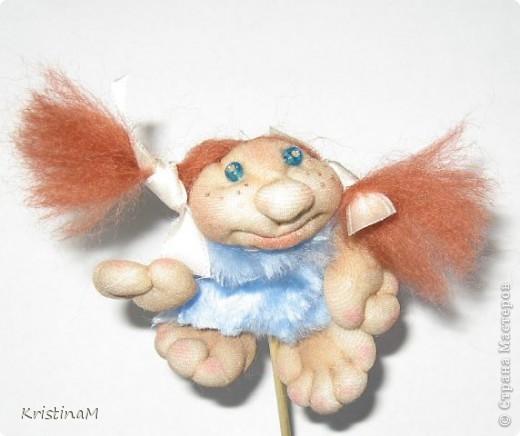 Кукла-брелок фото 15