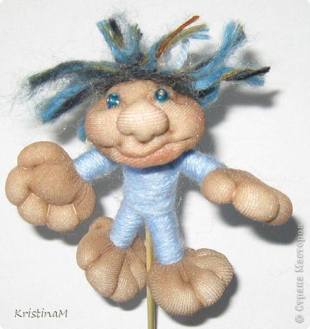 Кукла-брелок фото 16