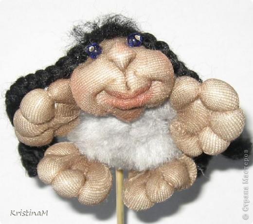 Кукла-брелок фото 18