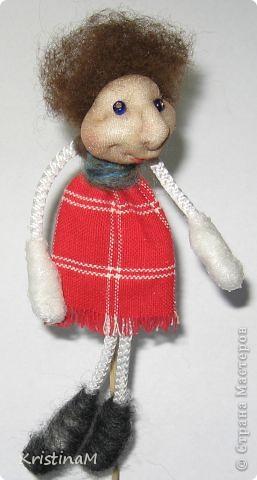 Кукла-брелок фото 19