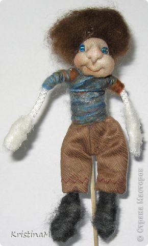 Кукла-брелок фото 20