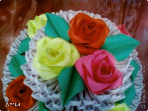 """Такой тортик """"испекла"""" мужу ко Дню рождения  фото 2"""