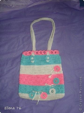 яркая сумка на лето фото 7
