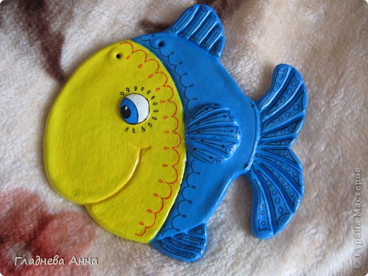 Очередной соленый рыб)))