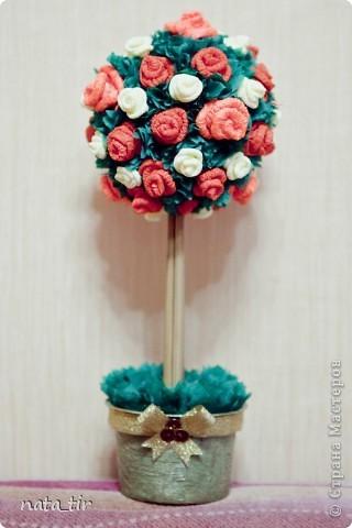 Цветочные деревья фото 5