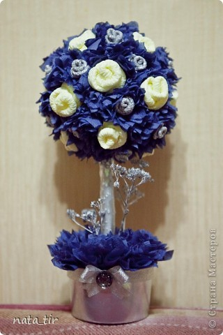 Цветочные деревья фото 7