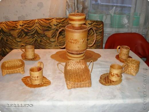Набор для чаепития фото 1