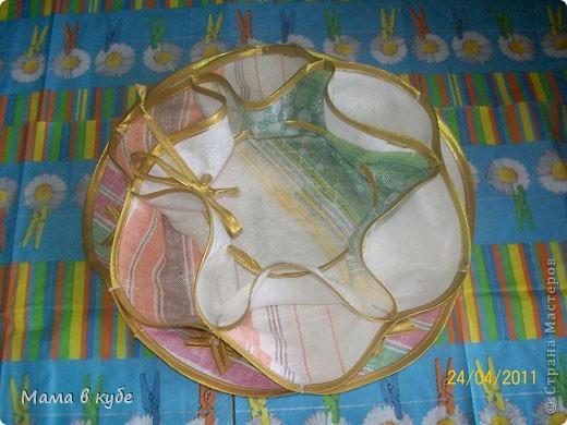 Салфетка пасхальная фото 3