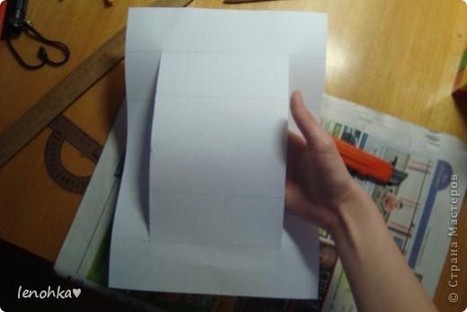 Я решила сделать МК вот такой вот открыточки... фото 5