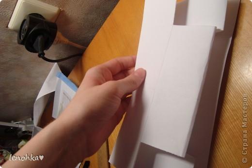 Я решила сделать МК вот такой вот открыточки... фото 8