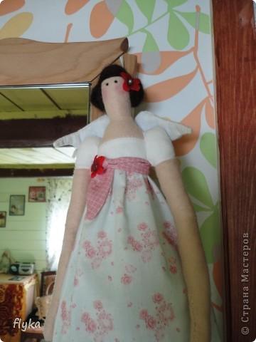 Tilda Flowergarden Angel фото 1