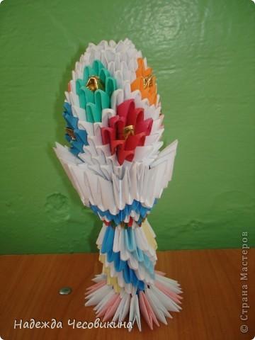 Выставка наших работ в школе. фото 8