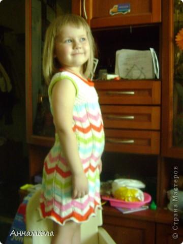 Сарафан старшенькой дочери фото 2