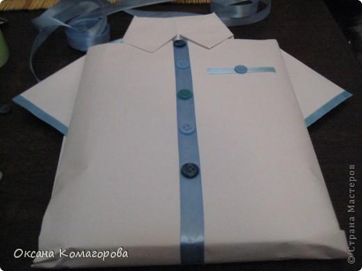 Рубашечка вид сверху фото 2