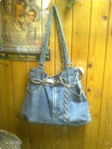 Моя летняя сумочка фото 1