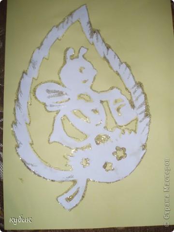 вот такие вырезаночки сделал Артуша для подарков:)))Украсил блеском.Шаблончики брали в интернете, за что огромное огромное спасибо!!!!!!!!!!!!!!!! фото 2