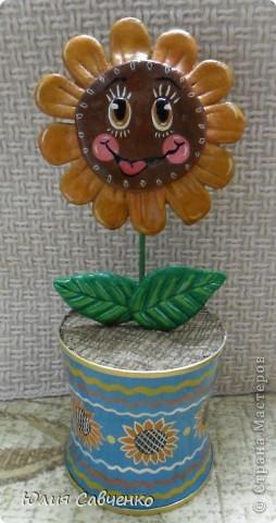 Привет!Очень рада всем!Вот такие цветочки сделала для сыночка в его комнату,будут стоять у него на окошке. фото 9
