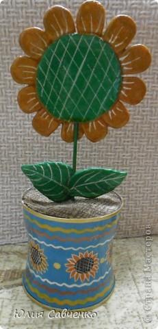 Привет!Очень рада всем!Вот такие цветочки сделала для сыночка в его комнату,будут стоять у него на окошке. фото 12