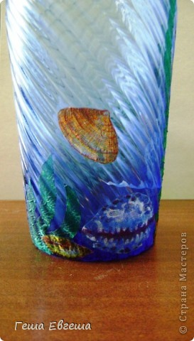 МК Новая жизнь старой вазы фото 15