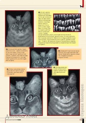 Вышел журнал, в котором напечатан мой первый печатный мастер-класс по созданию картины из тополиного пуха. За приглашение большое спасибо Леночке Смирновой utichka фото 6