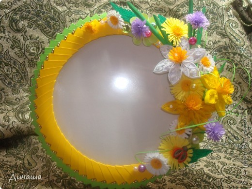 """Рамка """"Весенние цветы"""" фото 1"""