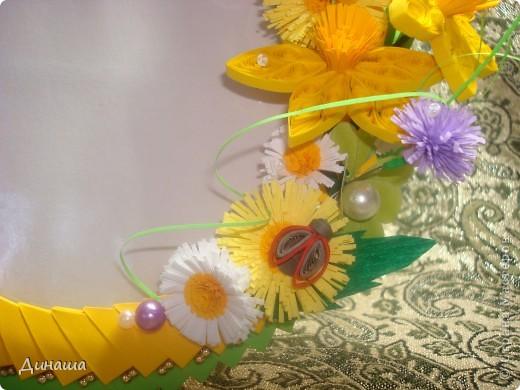 """Рамка """"Весенние цветы"""" фото 3"""