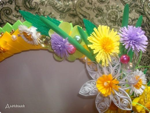 """Рамка """"Весенние цветы"""" фото 5"""