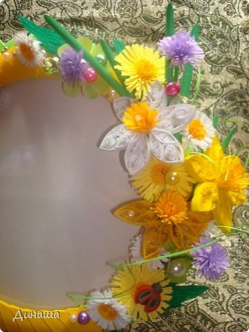 """Рамка """"Весенние цветы"""" фото 2"""