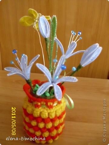 Весна. Веточка с цветами. фото 3