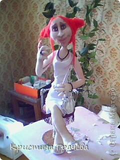 Кукла Ксения.  фото 1