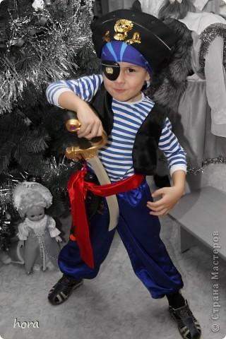 мой пиратик!