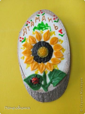 У нас на Кубани есть Атамань, энтографическая станица. Для неё мы каждый год делаем сувениры. Которые там дарят или продают, за чисто символическую цену.  фото 2