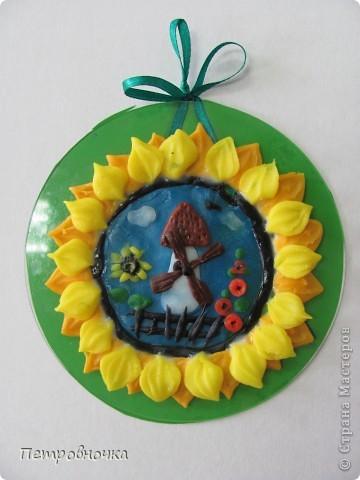 У нас на Кубани есть Атамань, энтографическая станица. Для неё мы каждый год делаем сувениры. Которые там дарят или продают, за чисто символическую цену.  фото 1
