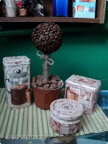 Такой вот кофейный набор получился... фото 1