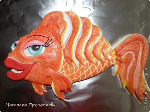 рыбка лаком не покрыта фото 1