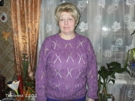 Вязать я начала очень рано,спасибо моей маме,что она приобщила меня к этому рукоделию. фото 3