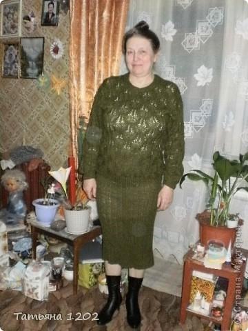 Вязать я начала очень рано,спасибо моей маме,что она приобщила меня к этому рукоделию. фото 7