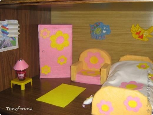 """Здравствуйте, дорогие гости! <a href=""""http://stranamasterov.ru/node/186024"""">Наша Барби</a> сняла в аренду комнату. И сейчас я вам её покажу. фото 1"""