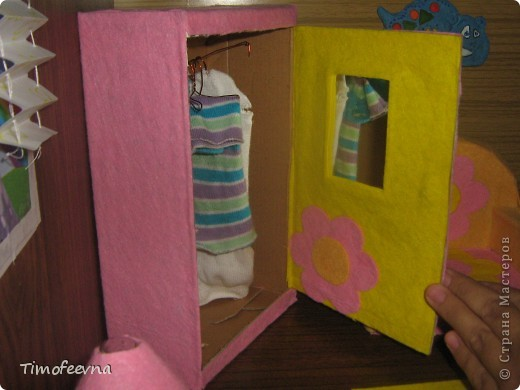 """Здравствуйте, дорогие гости! <a href=""""http://stranamasterov.ru/node/186024"""">Наша Барби</a>  сняла в аренду комнату. И сейчас я вам её покажу. фото 7"""