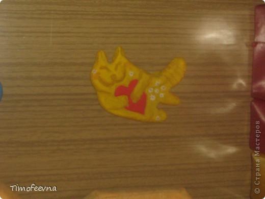Игрушка 8 марта День защиты детей День матери День рождения День семьи Аппликация Лепка Моделирование конструирование Комната для Барби Картон гофрированный Клей Тесто соленое фото 11