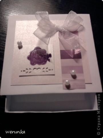 Мои коробочки :) фото 3