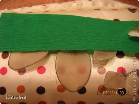 Маленький МК по покраске капрона фото 4