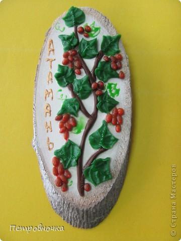 У нас на Кубани есть Атамань, энтографическая станица. Для неё мы каждый год делаем сувениры. Которые там дарят или продают, за чисто символическую цену.  фото 8