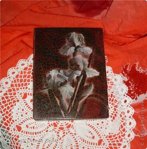 """Шкатулка """"Любимые цветы"""" фото 1"""
